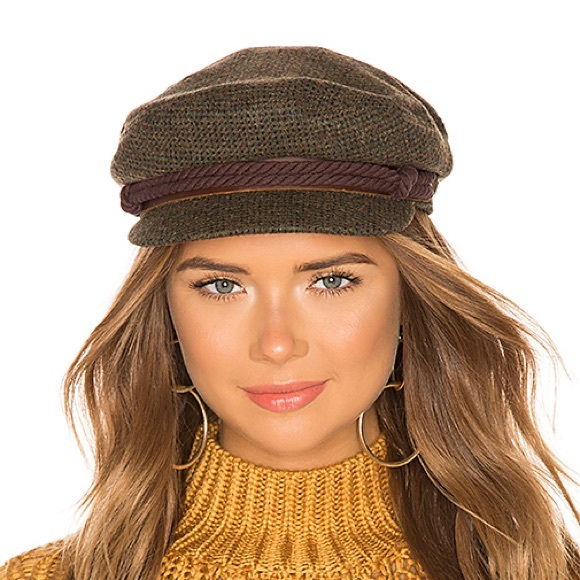 63843ed9 Brixton Accessories | Nwt Fiddler Cap Szs S And M Available | Poshmark